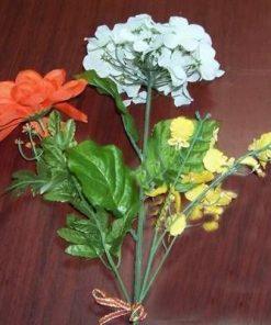 Buchet de flori pentru sanatate, noroc si dragoste