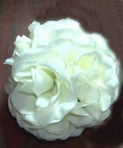 Decor deosebit din trandafiri crem - remediu Feng Shui