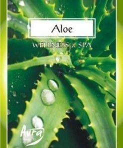 Set de sase lumanari - Aloe Vera