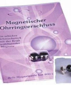 Dop de cercel magnetic - pereche -