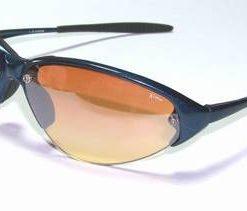 Ochelari de soare, cu rama din plastic si lentila maro