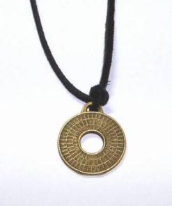 Talismanul lui Pitagora din metal nobil