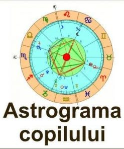 Astrograma copilului