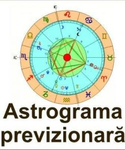 Astrograma previzionara pentru un an de zile