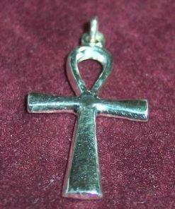 Crucea egipteana din argint - model deosebit !