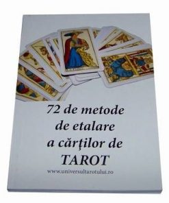 Brosura - 72 de metode de etalare a cartilor de Tarot