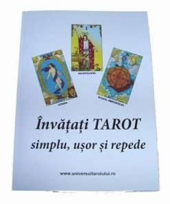 cartea Tarot Rider Waite in limba romana