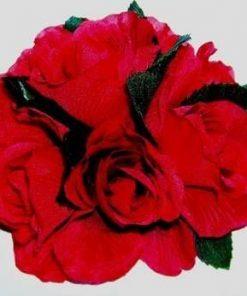 Decor deosebit din trandafiri rosii - remediu Feng Shui