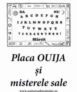 Placa Ouija si misterele sale
