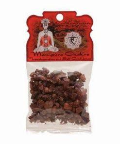 Rasina / tamaie pentru fumigatie - chakra - Manipura