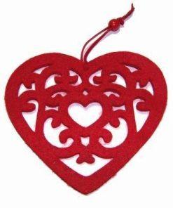 Inima Feng Shui pentru dragoste