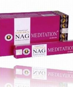 Betisoare parfumate - Golden NAG Meditation