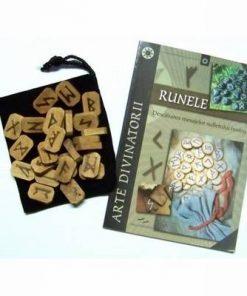 Rune din lemn - ideale pentru preziceri si previziuni