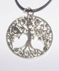 Copacul Vietii - pandantiv din metal nobil