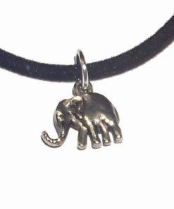 Pandantiv cu elefant pentru viata lunga, si noroc de copiii