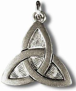 Cele trei feluri de energii - Talisman din metal cu agat