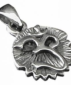 Simbolul Om/Tao din argint - unisex