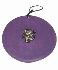Talisman cu Sarpele Dragon pe suport din ceramica