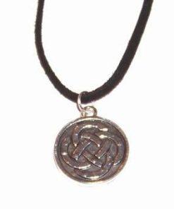 Talisman din metal nobil - Nodul Mistic