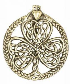 Copacul vietii - talisman din bronz