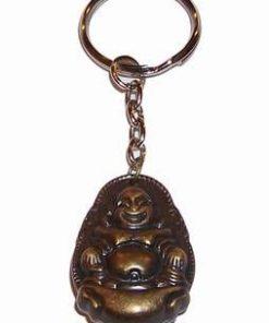 Breloc cu Buddha pe pepita - vintage