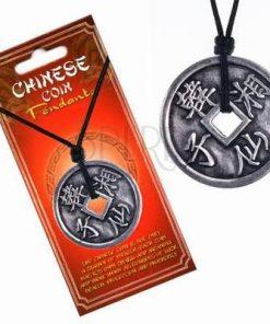 Talisman din cositor - moneda antica