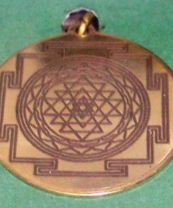 Shri Yantra - amuleta magica