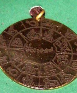 Zodiacul indian - amuleta magica - unicata!