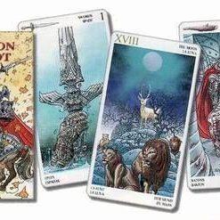 Tarotul din Avalon - model deosebit