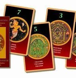 Hindu Tarot - Tarotul hindus - 32 carti