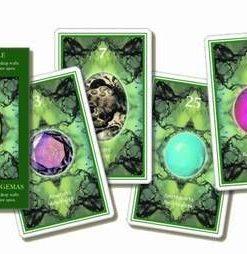 Gems Oracle Cards - Tarotul pietrelor pretioase - 32 carti