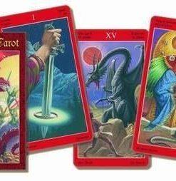 Dragon Tarot - Tarotul dragonilor - 78 carti - tradus