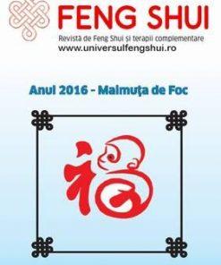 Universul Feng Shui Nr. 1-9 - format PDF pe CD